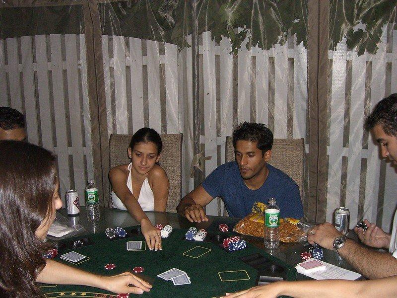 Домашна Игра на Покер