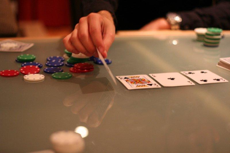 Тексас Холдем Покер - Търн
